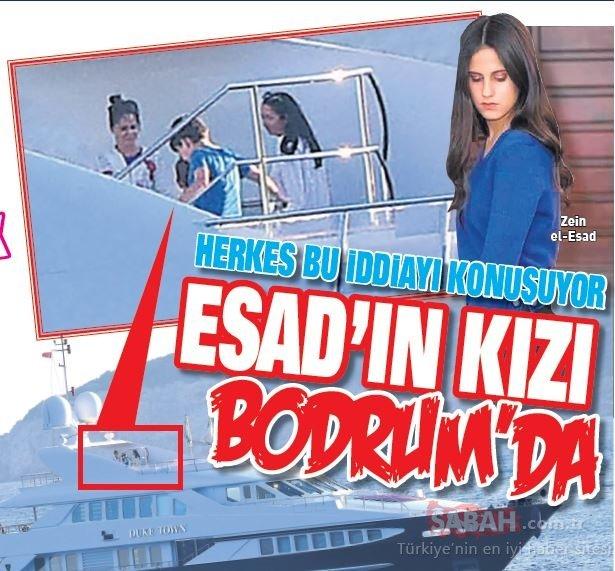 صحف تركية تتحدث عن زيارة ابنة بشار الأسد لبودروم للاستجمام.. وسوريون يتفاعلون (صور)